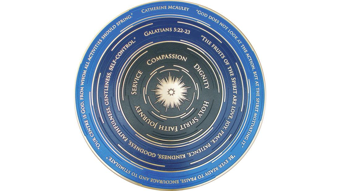 Gallery - Round Plaque