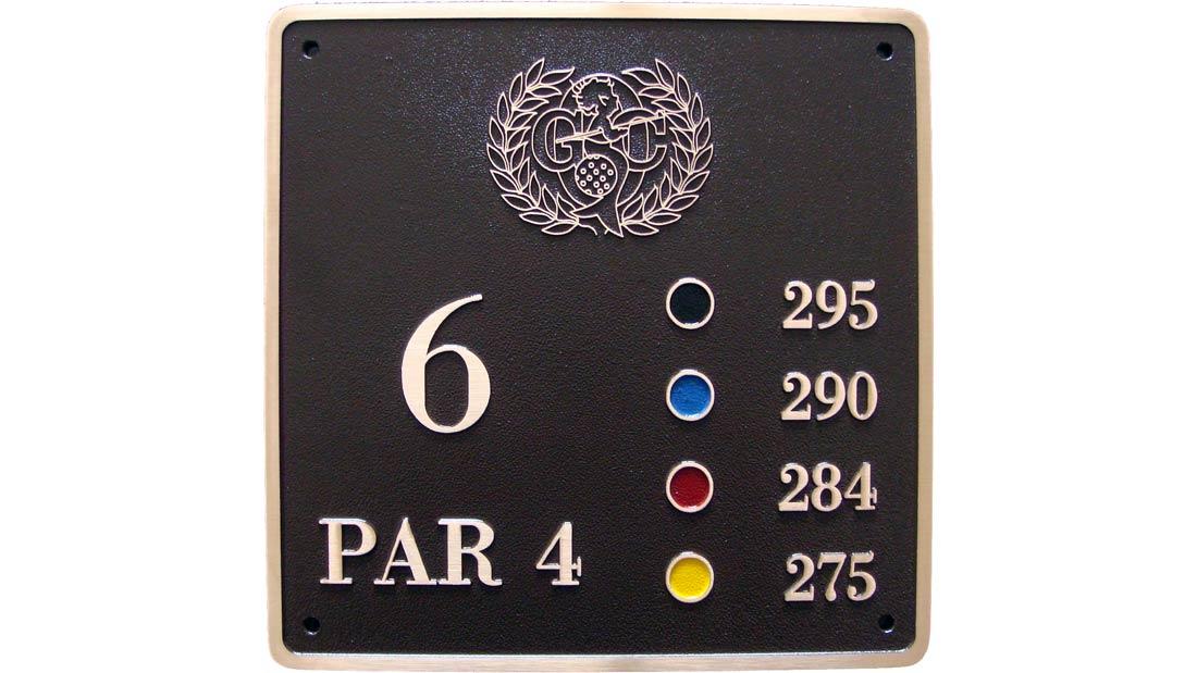 Gallery - Golf Tee Marker