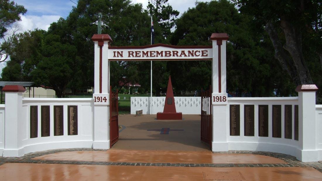Lions Harrisville War Memorial
